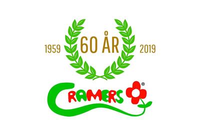 Cramers Blommor Logga